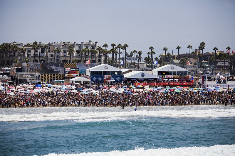 2ca52dfe7ea9 Vans US Open of Surfing to Bring World s Best Action Sports Athletes to  Huntington Beach