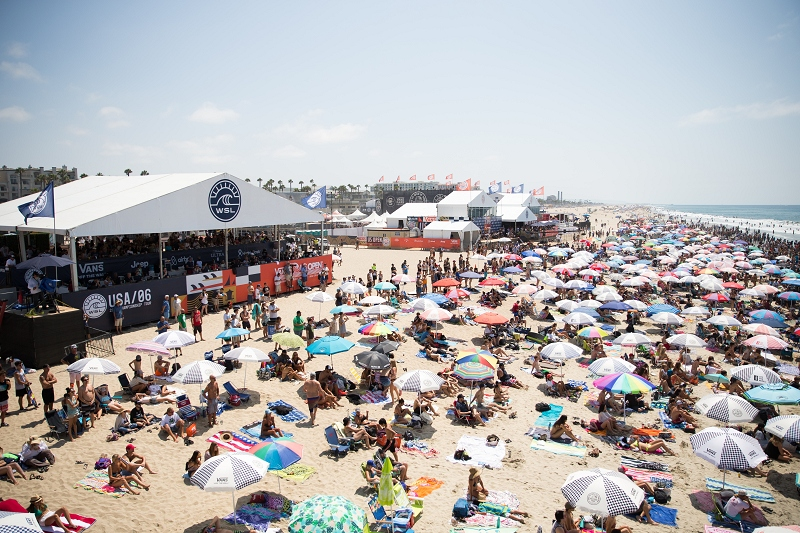 95bca24b81 2018 VANS US OPEN OF SURFING PRESENTED BY SWATCH RETURNS TO HUNTINGTON BEACH