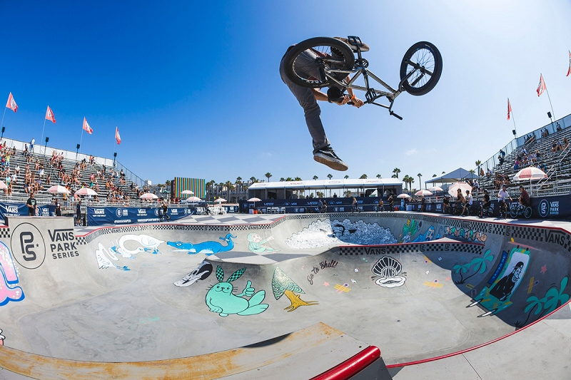 0b353c773124a7 Vans BMX Pro Cup World Championships Finale to Bring Showstopping  Performances to Huntington Beach