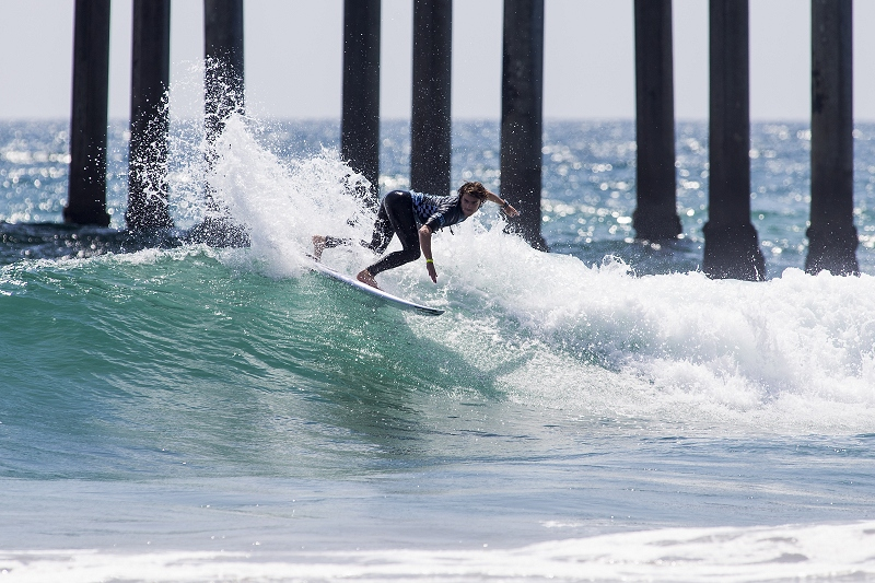 c30af4d41f REEF HEAZLEWOOD CLAIMS VANS US OPEN MEN S QS WILDCARD AFTER TRIALS WIN. HUNTINGTON  BEACH