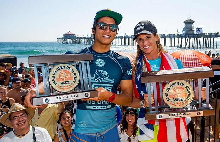 11a52d5ea6 Vans US Open of Surfing
